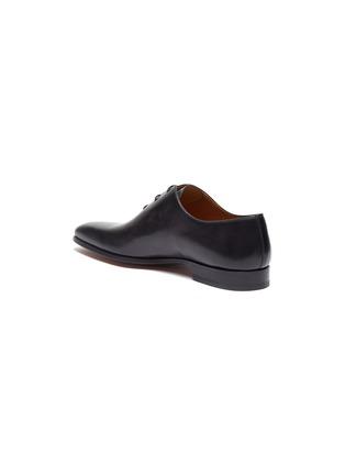 - Magnanni - 车缝线真皮系带牛津鞋