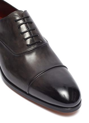 细节 - 点击放大 - Magnanni - 真皮牛津鞋