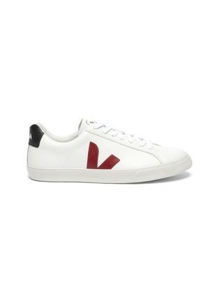 首图 - 点击放大 - VEJA - Esplar V字拼贴拼色真皮运动鞋