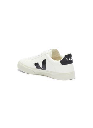 - Veja - Campo V字拼贴系带运动鞋