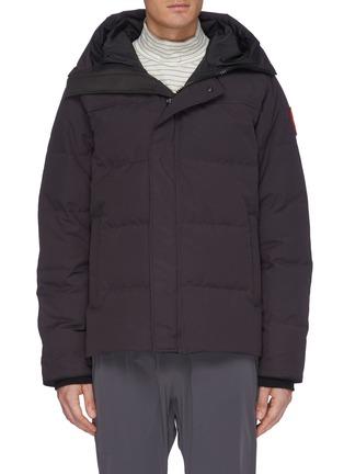 首图 - 点击放大 - Canada Goose - Macmillan连帽绗缝羽绒派克大衣