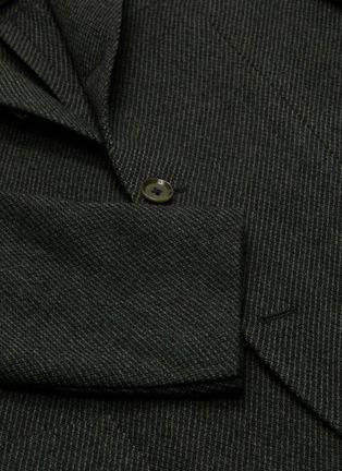- RING JACKET - BALLOON羊毛西服外套