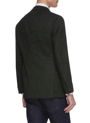 背面 - 点击放大 - RING JACKET - BALLOON羊毛西服外套