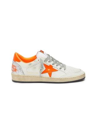 首图 - 点击放大 - GOLDEN GOOSE - Ball Star闪粉拼贴英文字五角星运动鞋