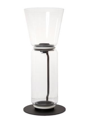 首图 –点击放大 - FLOS - 几何圆柱形台灯 - 透明