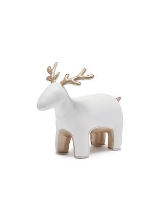 首图 –点击放大 - Zuny - DECO驯鹿造型书立—白色及金色