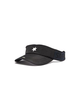 首图 - 点击放大 - SMFK - Infinity六角星抗水涂层网球帽