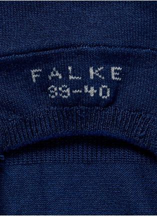 细节 - 点击放大 - FALKE - COOL 24/7散热隐形袜