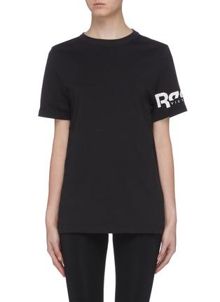 首图 - 点击放大 - VICTORIA BECKHAM - x Reebok品牌名称T恤