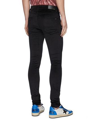 背面 - 点击放大 - AMIRI - 混棉丝绒修身长裤