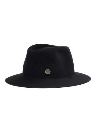首图 - 点击放大 - MAISON MICHEL - Andre金属链条系带毛毡帽