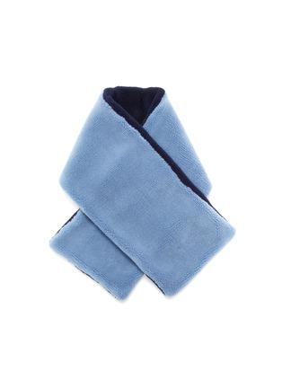 首图 - 点击放大 - HEURUEH - 毛绒质感围巾