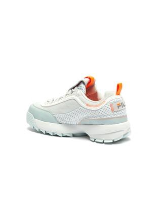 - FILA - Disruptor II Lite拼接设计厚底运动鞋
