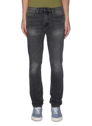 首图 - 点击放大 - FRAME DENIM - L'HOMME水洗修身牛仔裤