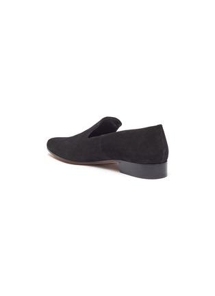 - Vince - LELA绒面真皮乐福鞋