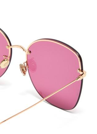 细节 - 点击放大 - DIOR - DIOR STELLAIRE 7蝴蝶形OVERSIZE太阳眼镜