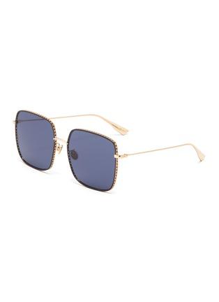 首图 - 点击放大 - Dior - DIOR BY DIOR 3金属方框OVERSIZE太阳眼镜
