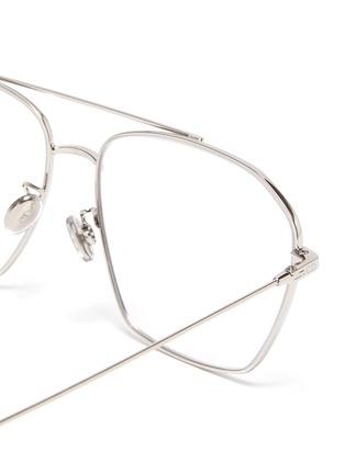 细节 - 点击放大 - Dior - DIOR STELLAIRE金属眼镜