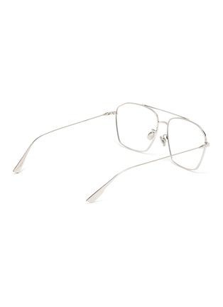 模特儿示范图 - 点击放大 - Dior - DIOR STELLAIRE金属眼镜