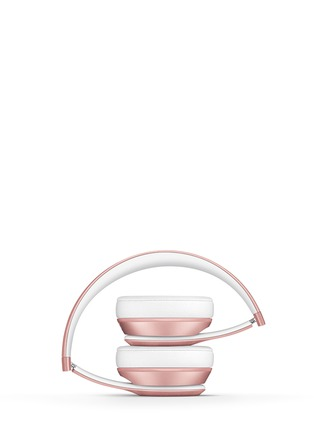 细节 –点击放大 - BEATS - SOLO² 无线头戴式耳机