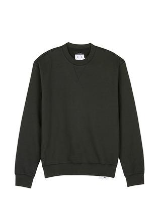 模特示范图 - 点击放大 - STUDIO CONCRETE - 'Series 1 to 10' unisex sweatshirt - 4 Lazy