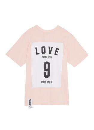 首图 - 点击放大 - STUDIO CONCRETE - SERIES 1 TO 10中性款心情数字纯棉T恤