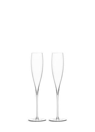 首图 –点击放大 - LSA - Savoy champagne flute set