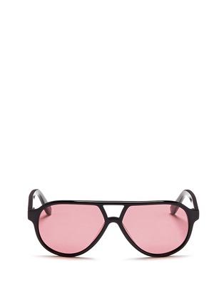 首图 - 点击放大 - SONS + DAUGHTERS - ROCKY飞行员太阳眼镜