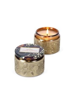 - Voluspa - Japonica花纹雕刻罐装香氛蜡烛