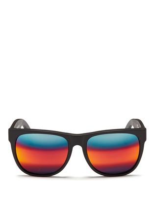首图 - 点击放大 - SUPER - CLASSIC中性款哑光板材方框太阳眼镜
