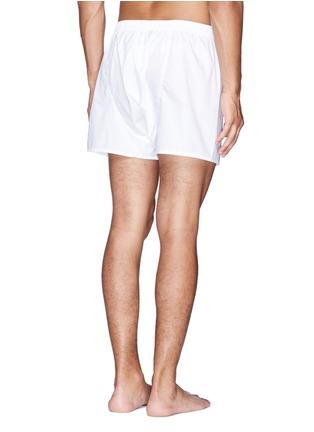 背面 - 点击放大 - SUNSPEL - 纯棉四角内裤