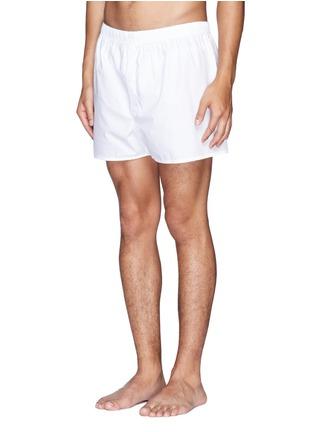 模特示范图 - 点击放大 - SUNSPEL - 纯棉四角内裤