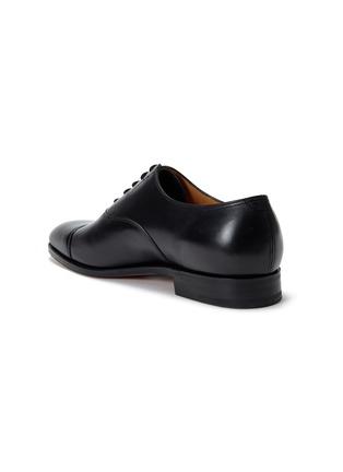 细节 - 点击放大 - JOHN LOBB - CITY II TENSILE真皮牛津鞋