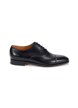 首图 - 点击放大 - JOHN LOBB - CITY II TENSILE真皮牛津鞋