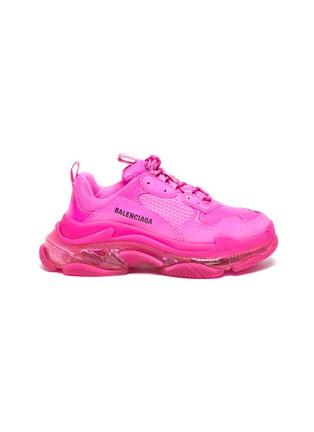 首图 - 点击放大 - BALENCIAGA - Triple S拼接设计厚底运动鞋