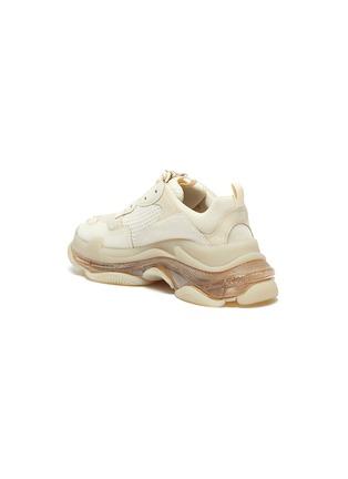 - BALENCIAGA - TRIPLE S拼接设计运动鞋