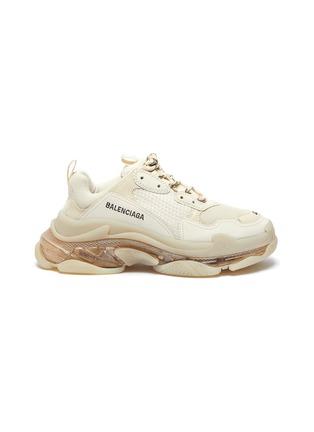 首图 - 点击放大 - BALENCIAGA - TRIPLE S拼接设计运动鞋