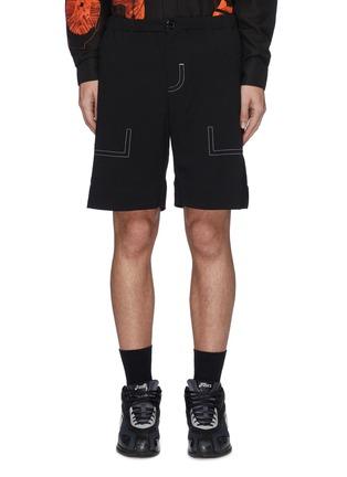 首图 - 点击放大 - PRONOUNCE - 车缝线点缀短裤