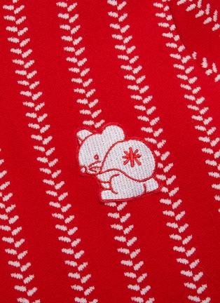 - PH5 - 拼色老鼠及几何图案针织衫