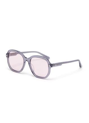 首图 - 点击放大 - STEPHANE + CHRISTIAN - D形镜框板材太阳眼镜