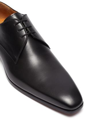 细节 - 点击放大 - MAGNANNI - 真皮德比鞋