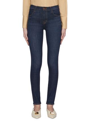 首图 - 点击放大 - J BRAND - MARIA高腰水洗修身棉质牛仔裤