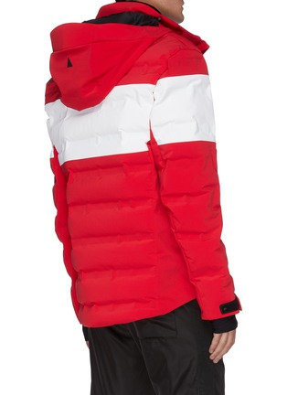 背面 - 点击放大 - AZTECH MOUNTAIN - Nuke Suit 4.0拼色羽绒功能连帽夹克