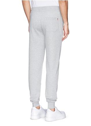 背面 - 点击放大 - MONCLER - 纯棉休闲长裤
