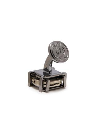 细节 - 点击放大 - TATEOSSIAN - 方框齿轮造型宝石镀炮铜金属袖扣
