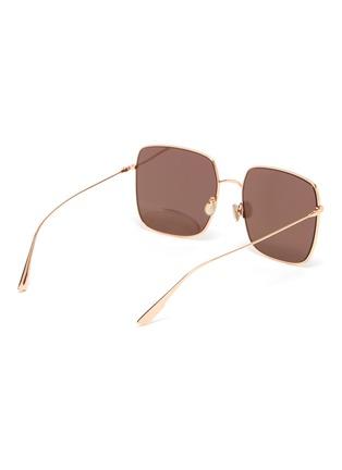 模特儿示范图 - 点击放大 - DIOR - SOSTELLAIRE1金属方框太阳眼镜