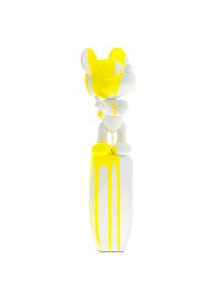 首图 –点击放大 - LEBLON-DELIENNE - X ARIK LEVY中号米老鼠雕塑-白色及亮黄色