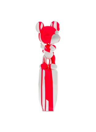 首图 –点击放大 - LEBLON-DELIENNE - X ARIK LEVY中号米老鼠雕塑-白色及亮粉色