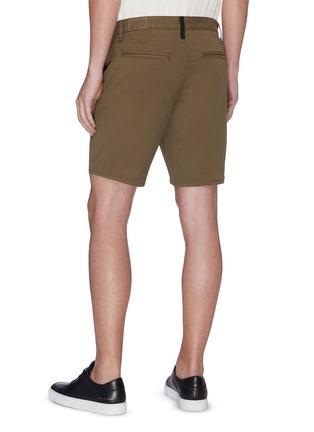 背面 - 点击放大 - RAG & BONE - CLASSIC棉质短裤