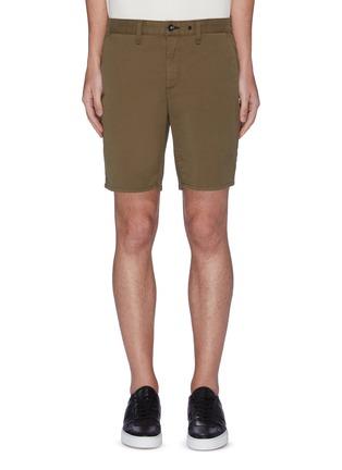 首图 - 点击放大 - RAG & BONE - CLASSIC棉质短裤
